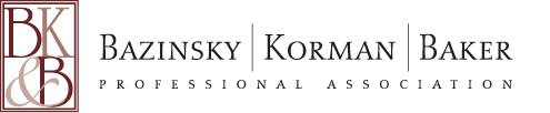 Bazinsky, Korman, Baker - Professional Association